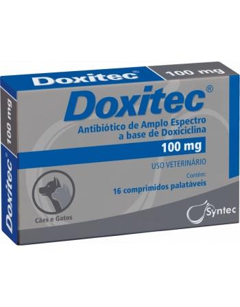 DOXITEC 100MG - 16 COMP