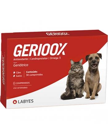 GERIOOX 30 COMPRIMIDOS