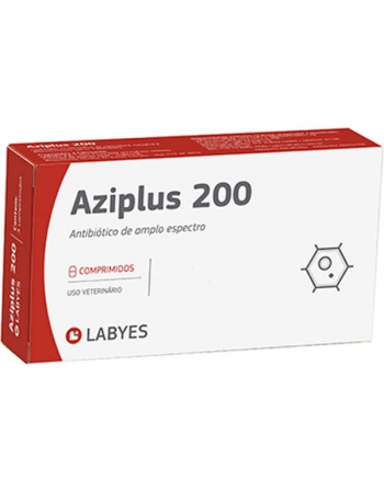 AZIPLUS 200 18 COMPRIMIDOS