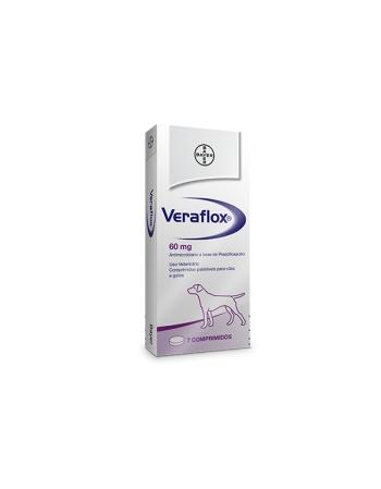 VERAFLOX COMPRIMIDOS 60MG - 7 COMP
