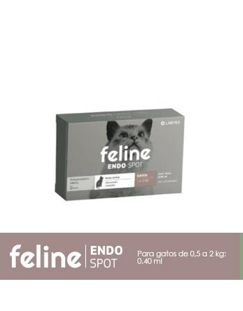 LBY FELINE ENDOSPOT 0,40 ML (2KG)