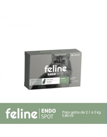 LBY FELINE ENDOSPOT 0,80 ML (2-5KG)