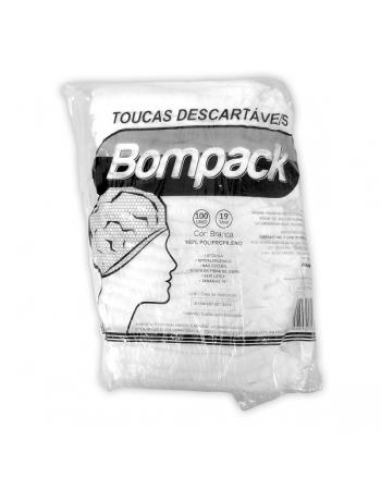 TOUCA SANF BRANCA PT/100 BOMPACK