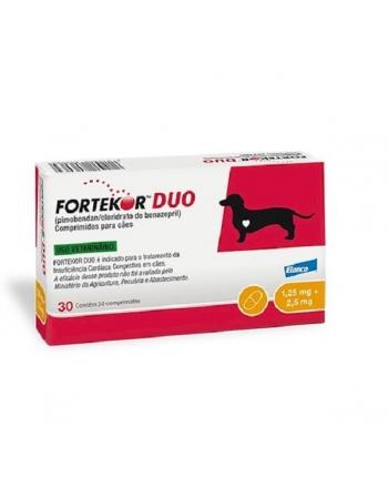 FORTEKOR DUO 1.25/2.5MG C/30 COMPR