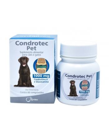 CONDROTEC PET 1000MG - 60 COMP