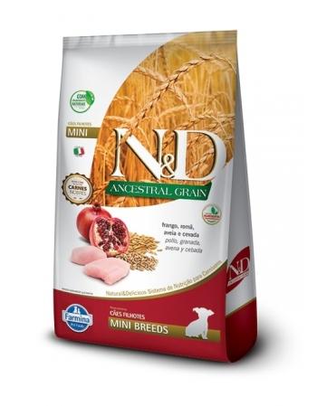ND ANCESTRAL CANINE FRANGO PUPPY MINI 10,1KG