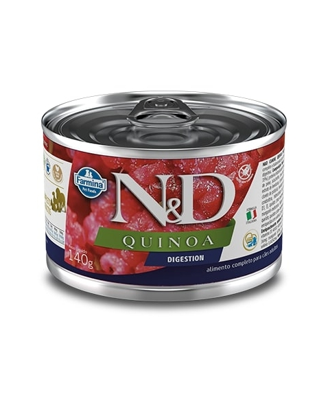 ÚMIDO ND CAN QN DIGESTION 140G