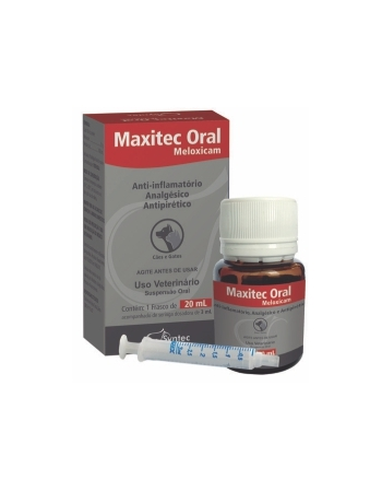 MAXITEC ORAL 20ML