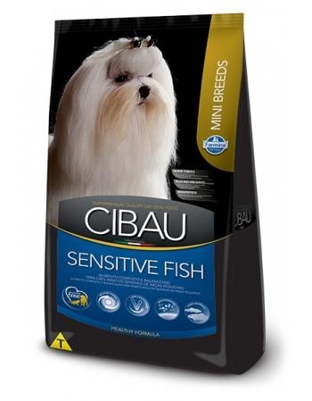 CIBAU SENSITIVE FISH ADULT MINI 3KG