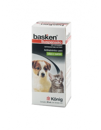 BASKEN SUSPENSAO 20 ML