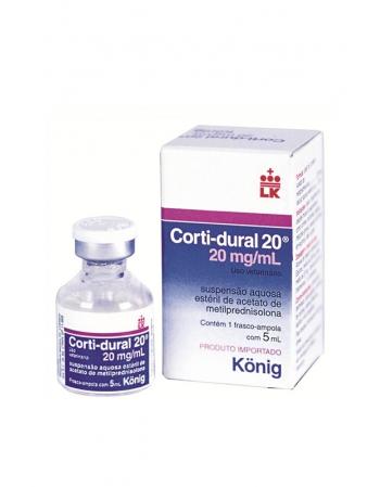 CORTIDURAL 20 - 5 ML