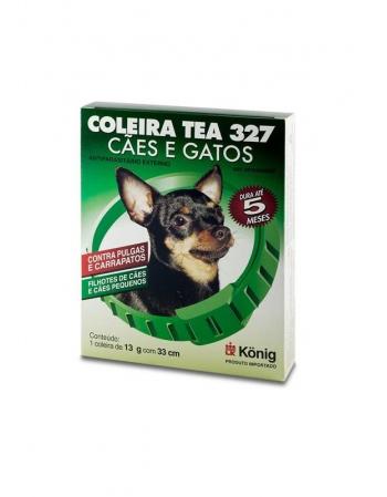 TEA COLEIRA CAO 13 G