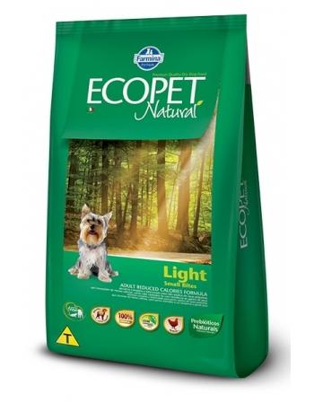 ECOPET NATURAL LIGHT ADULT SMALL BIT 3KG