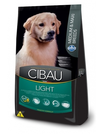 CIBAU LIGHT ADULT MEDIUM MAXI 12KG
