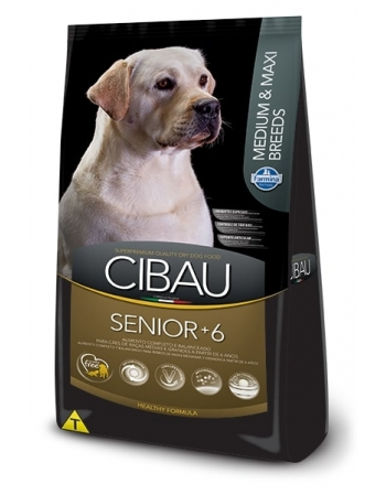 CIBAU SENIOR MEDIUM MAXI 12KG