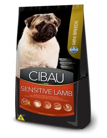 CIBAU SENSITIVE LAMB ADULT MINI 3KG