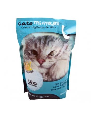 SILICA HIGIENICA GATO MIMADO 1,6KG