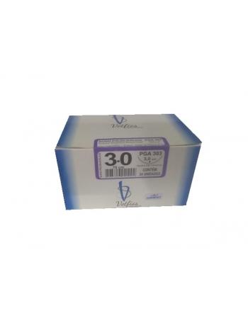 FIO SUT PGA3-0 C/AG 3CM C/24 VETF PGA303