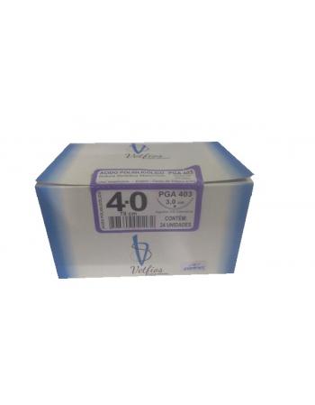 FIO SUT PGA4-0 C/AG 3CM C/24 VETF PGA403
