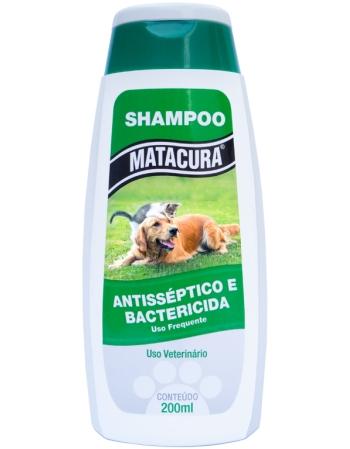 SHAMPOO ANTISSEPTICO MATACURA 200ML